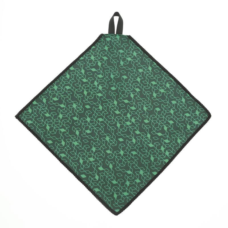 Mikrofiber Silme Bezi - Yeşil - Clean 100