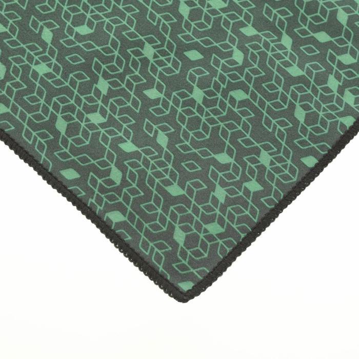 Toallita de limpieza microfibra CLEAN 100 azul, negro y blanco