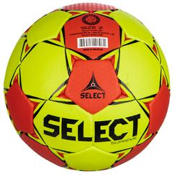 Ballon de handball Select Suprême Taille 2 rouge / vert