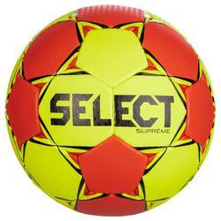 Balón de Balonmano Select Supreme Talla 2 Rojo Amarillo