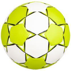 Handball Supreme Größe 1 weiß/gelb