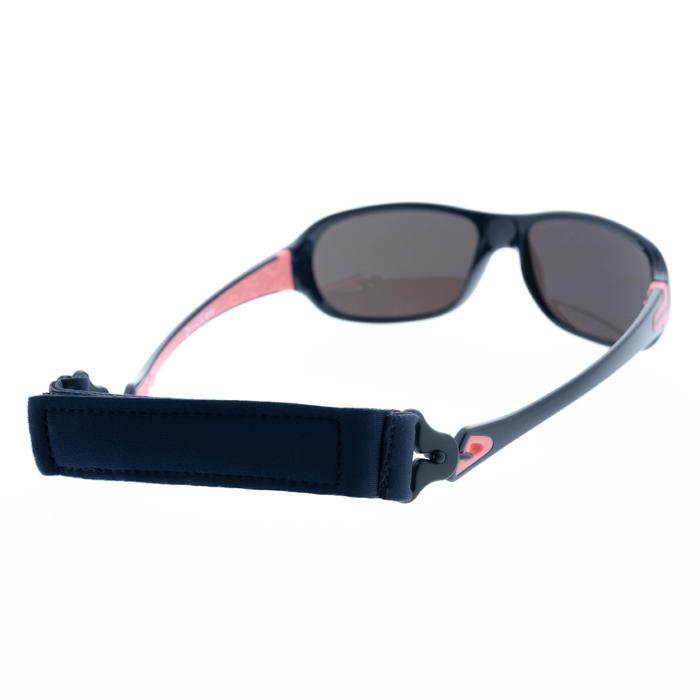 Bandeau de maintien lunettes de soleil enfant à crochet STRAP HOOK 560 JR bleu