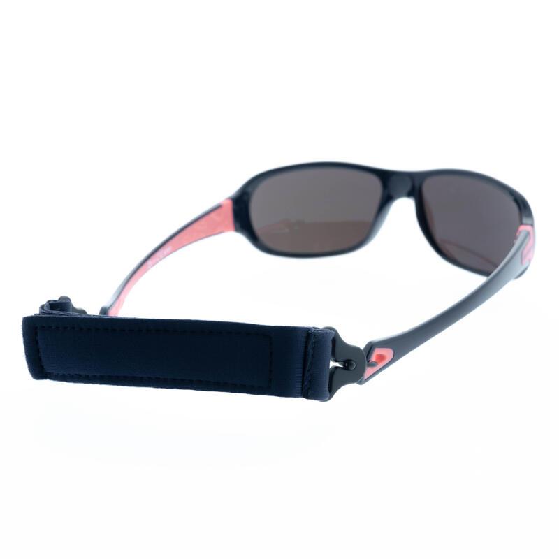 Brilband met haakjes voor zonnebril voor kinderen MH ACC 560 marineblauw