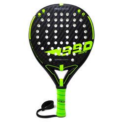 Padel racket PR990 Precision Soft zwart/groen