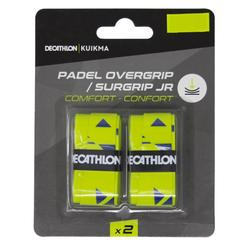 PADEL OVERGRIP JUNIOR JAUNE