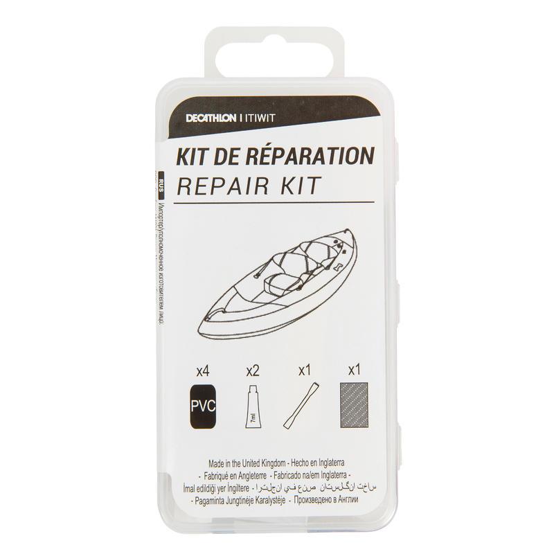- Inflatable Kayak Repair Kit