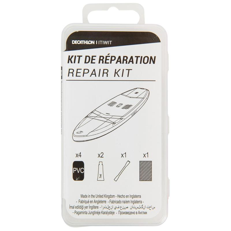 KIT DE REPARATION STAND UP PADDLE ET GONFLABLE.