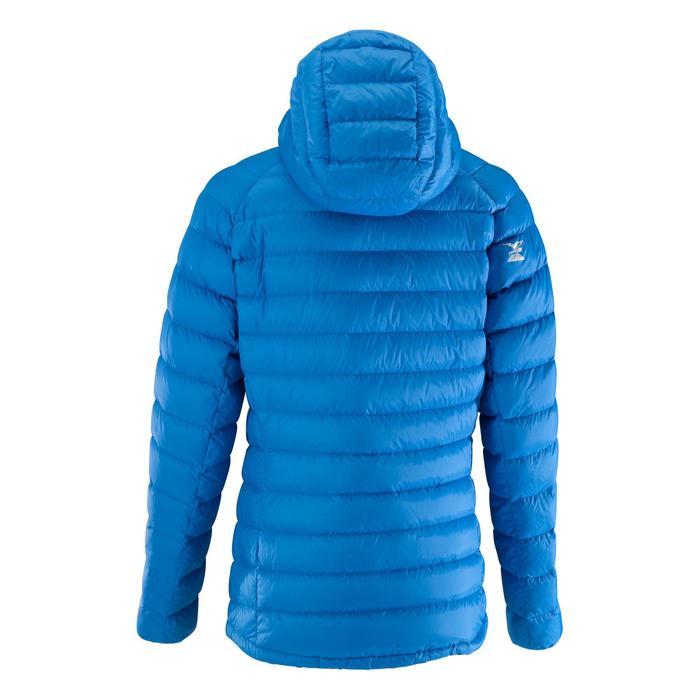 big sale 77493 04e2a Bergsteiger-Jacke Alpinism Light Daune Damen