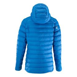 Dames isolatiejas donsjas Light Alpi blauw