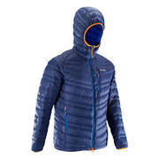 Men's Puffer Down Jacket for -10 Degrees Simond Light Alpi