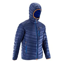 MEN'S INSULATION DOWN JACKET ALPI LIGHT BLUE