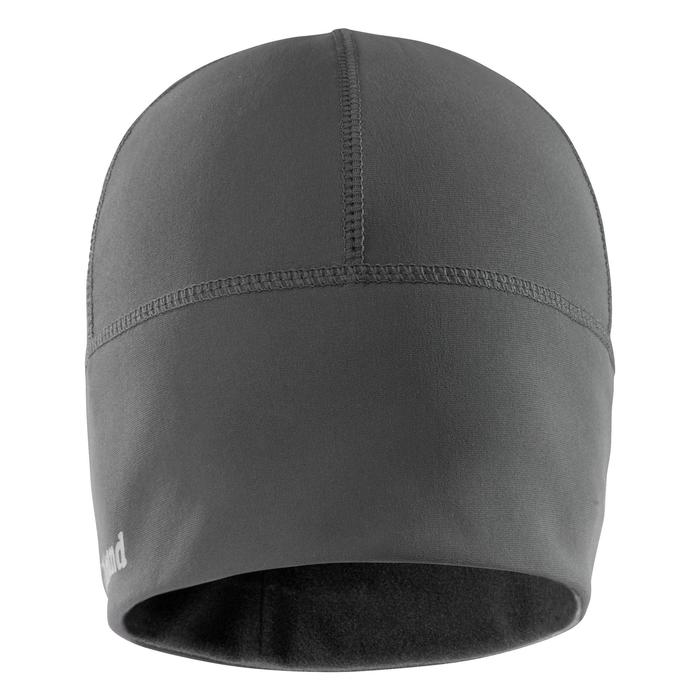 Mütze Alpinism grau