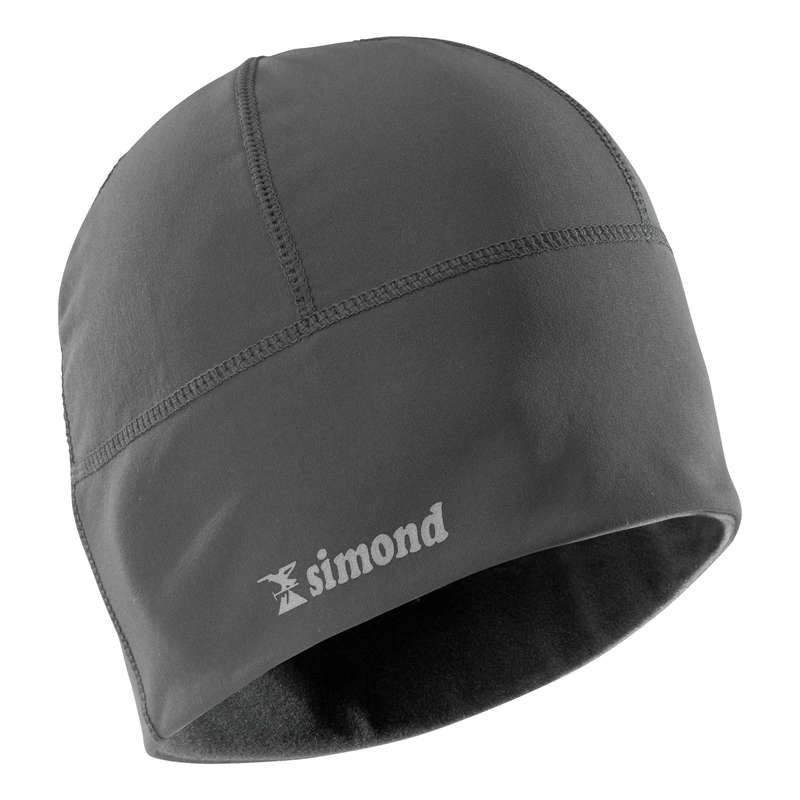 WINTER MOUNTAINEERING CLOTHING Clothing  Accessories - MOUNTAINEERING hat grey SIMOND - Clothing  Accessories