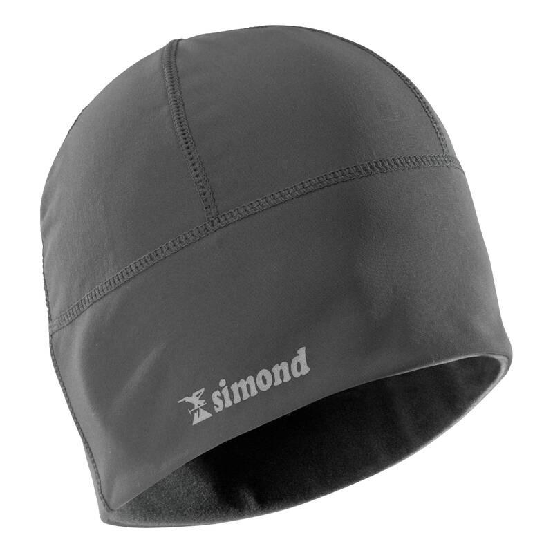 OBLEČENÍ NA ALPINISMUS Lezení - ČEPICE ALPINISM ŠEDÁ SIMOND - Lezecké oblečení