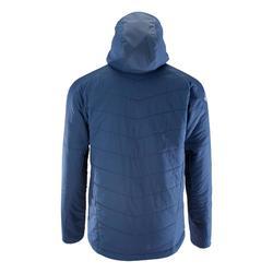 DOUDOUNE SYNTHÉTIQUE d'ALPINISME HOMME - ALPINISM Bleu gris