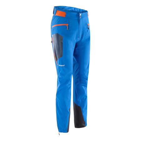 Pantalon d'alpinisme CASCADE 2 Homme BLEU