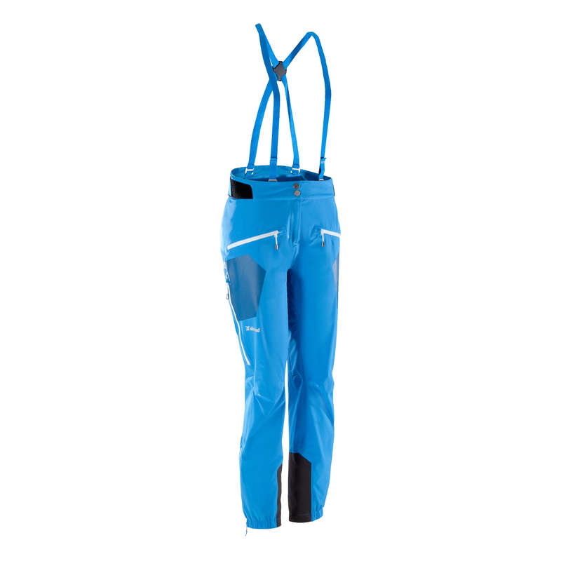 OBLEČENÍ NA ALPINISMUS Alpinismus, horolezectví - KALHOTY CASCADE 2 MODRÉ  SIMOND - Helmy, oblečení, obuv
