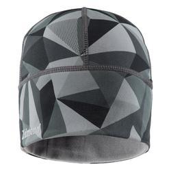 Mütze Alpinism grau mit Motiv