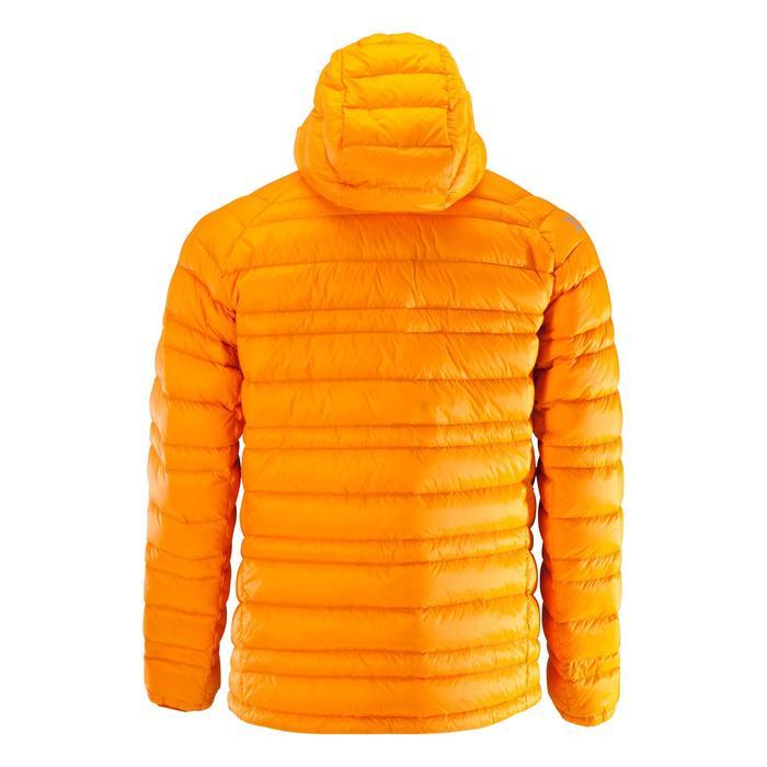Donsjas voor alpinisme heren Alpinism Light oranje