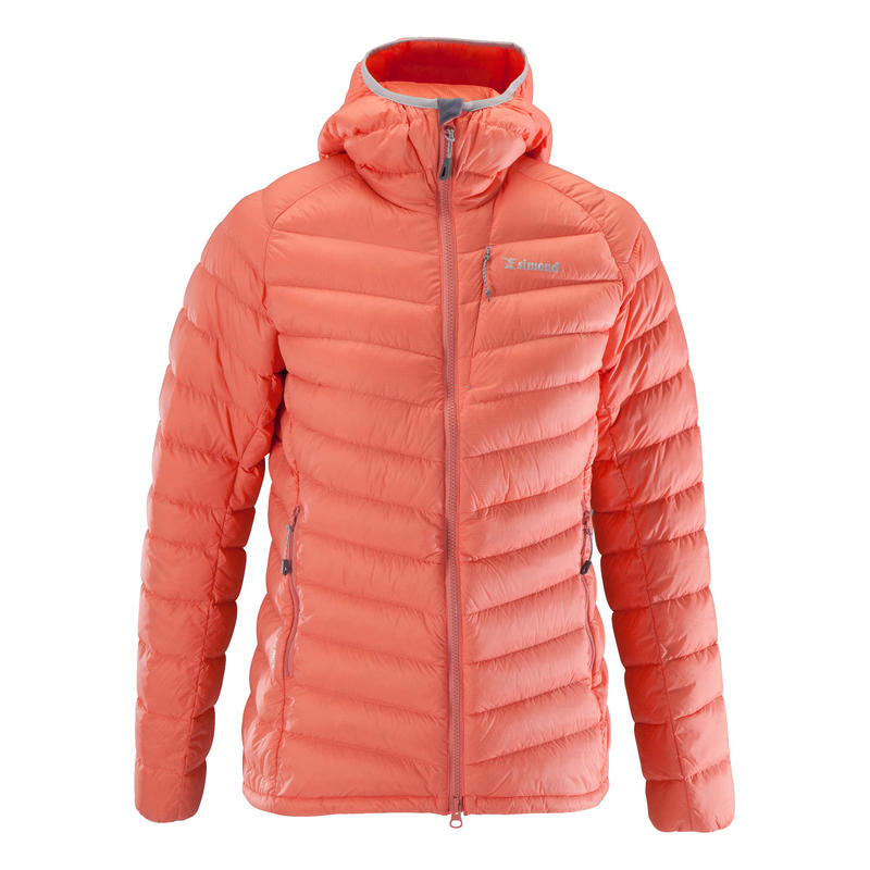 Women's Mountaineering Down Jacket - Alpinism Light Coral