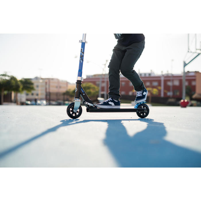 兒童機器人滑板車MID 1 - 藍色