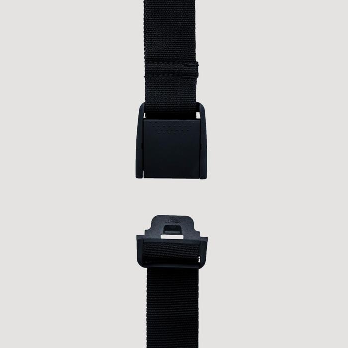 MH hiking belt black