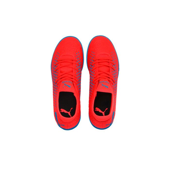 Voetbalschoenen voor kinderen Future 19.4 HG rood