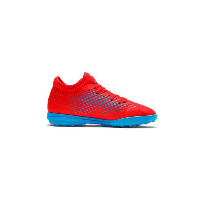 Chaussure de football enfant Future 19.4 HG rouge