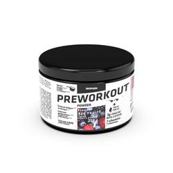 PREWORKOUT FRUITS ROUGES 250 grs
