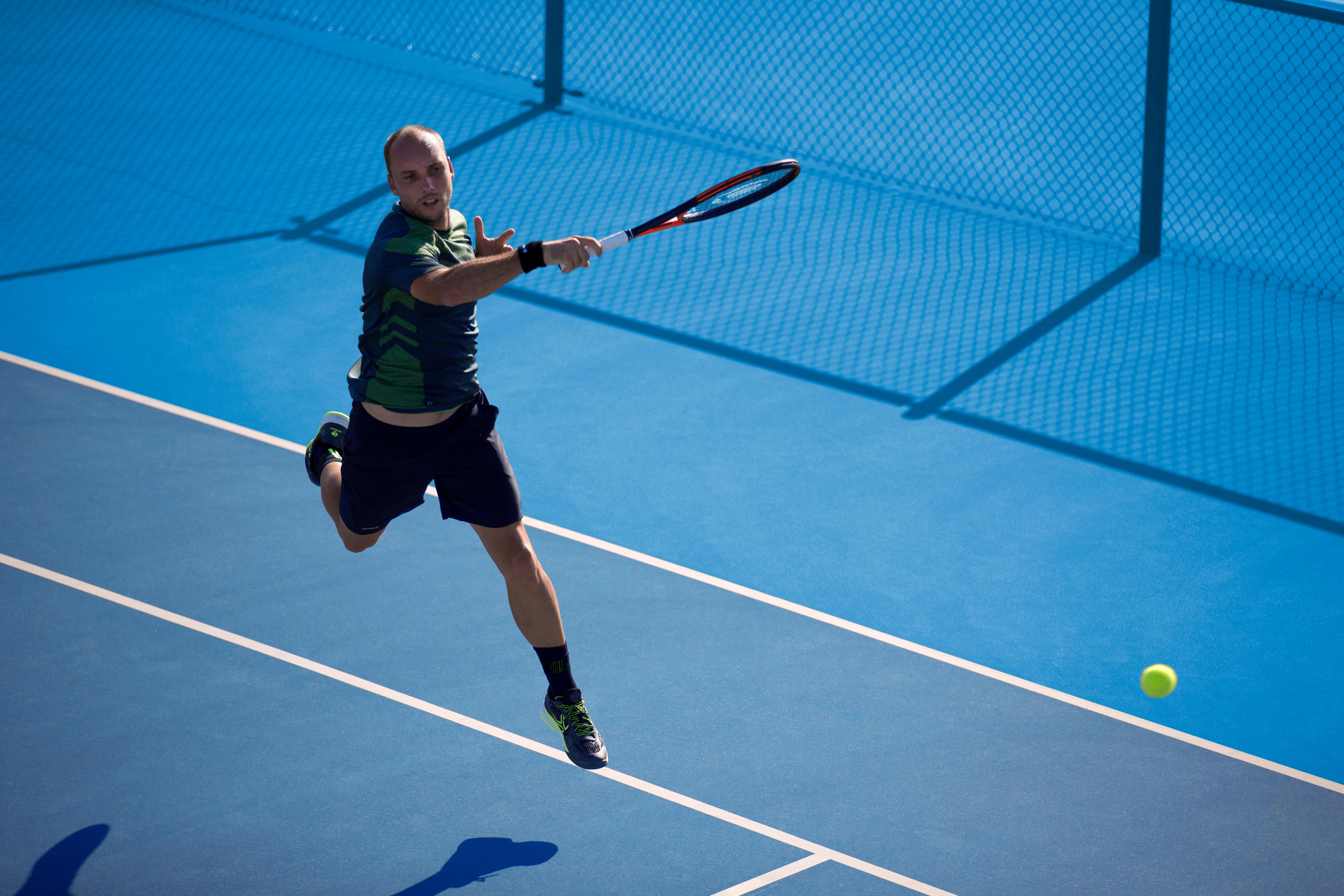 tenis sporunda diz sağlığı