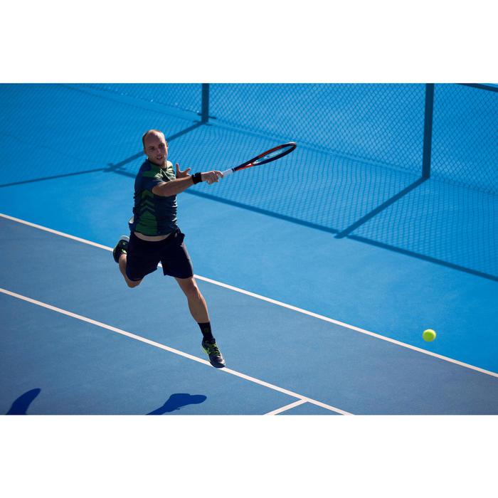 T-shirt tennis Light 990 heren kaki