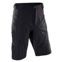 全山地登山車短褲 - 黑色