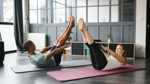 Pilates bijkomende training voor hardlopen