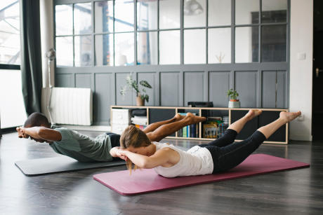 exercices pour maux de dos