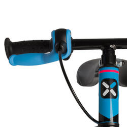 Loopfietsje 10 inch Run Ride MTB blauw - 163767
