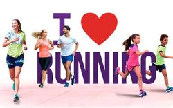I love hardlopen