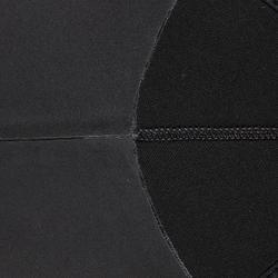 Neoprenjacke Apnoetauchen SPF 500 Glattneopren 5mm khaki/tarnfarben