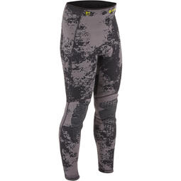 Pantalon camo noir 5mm SPF500
