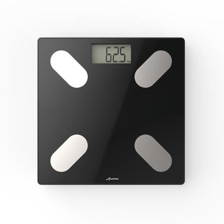 SCALE 500 body analyser scales - glass