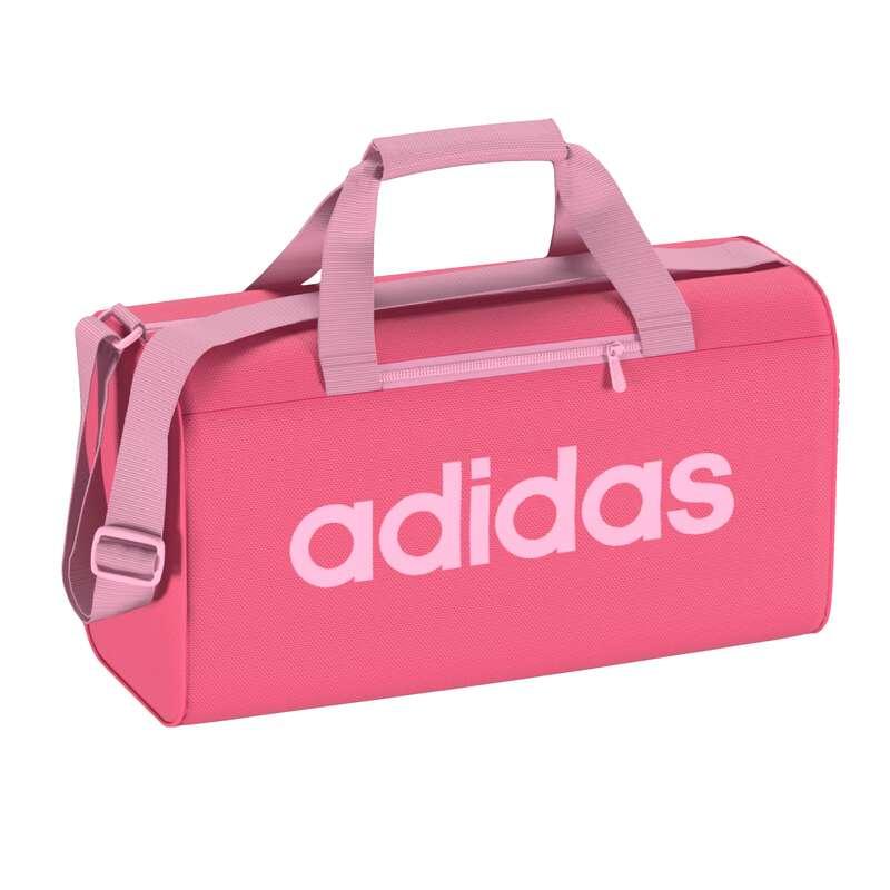 Fitnesz sporttáska Fitnesz gépek, kardió ruházat - Adidas táska, rózsaszín ADIDAS - Fitness - DOMYOS