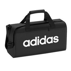 42fe6fd724f8b Bolsa de deportes gimnasio Cardio Fitness Adidas Linear XS negro blanco