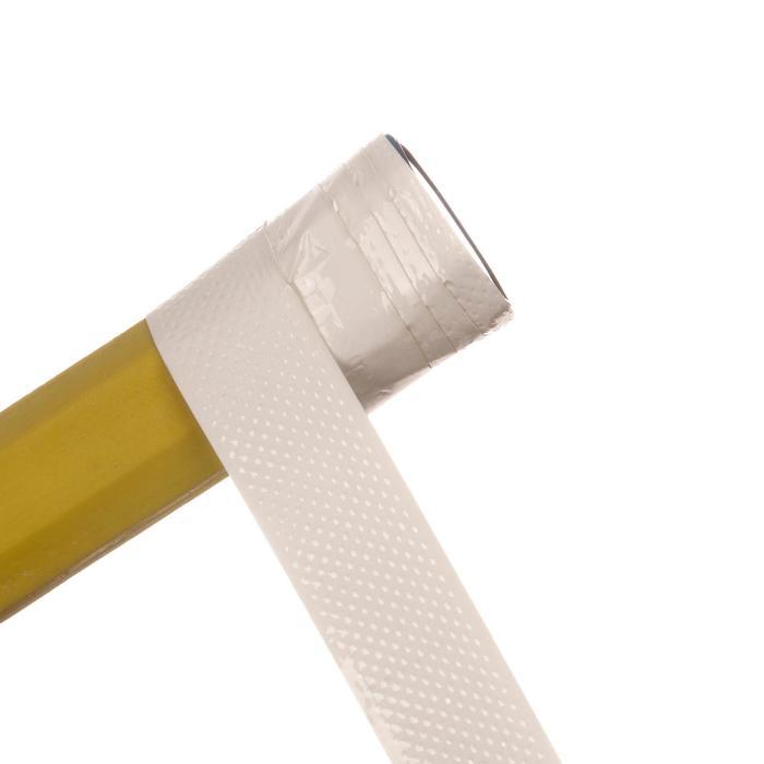 黏性強網球外層握把布-白色