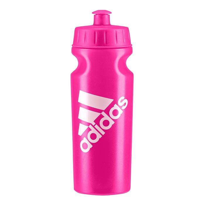 Botella Gimnasio Bidón Cardio Fitness Adidas Rosa 600ml