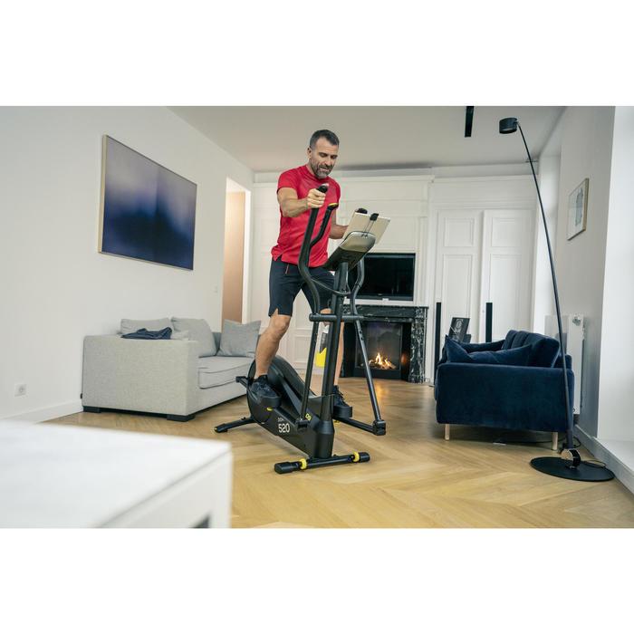 Crosstrainer met zelfaandrijving EL520