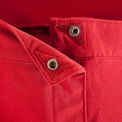 Pantalon ROCK 2 FEMME BORDEAUX