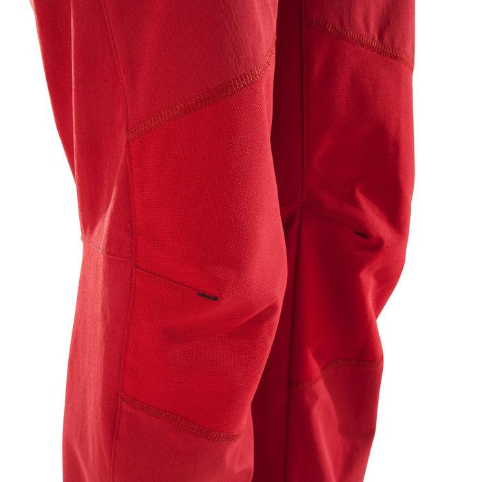 Pantalon léger d'escalade et d'alpinisme femme - ROCK 2 BORDEAUX