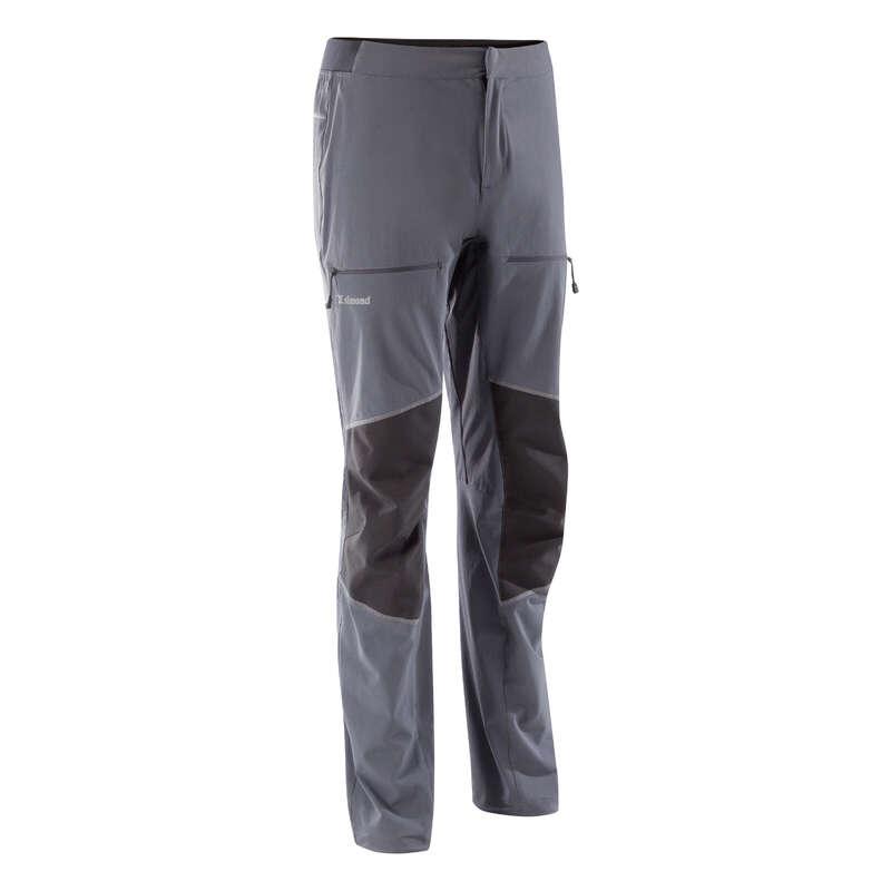 MOUNTAINEERING CLOTHING Mountaineering - MEN'S ROCK 2 trousers grey SIMOND - Mountaineering