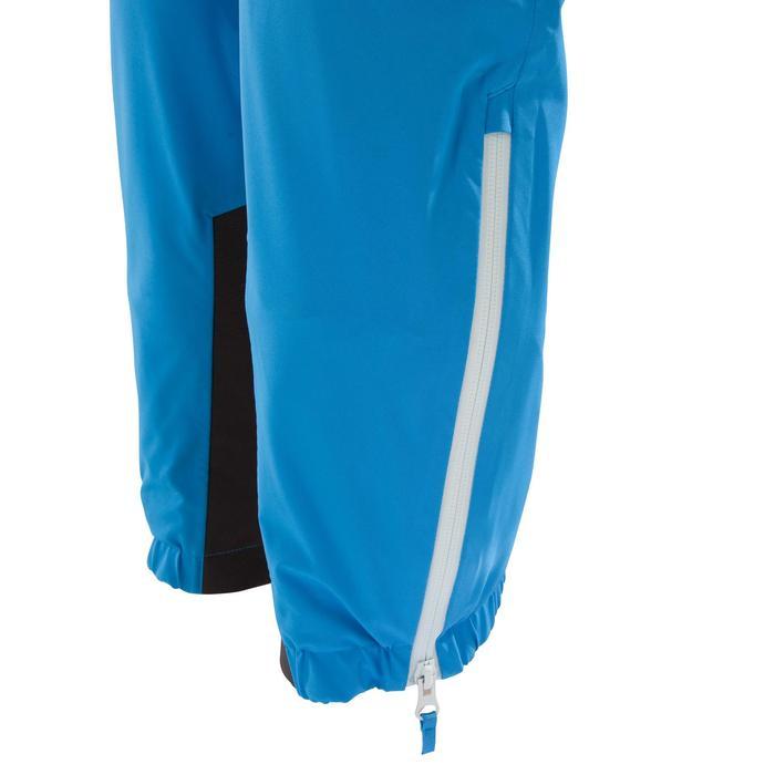 Pantalon d'alpinisme imperméable femme - CASCADE 2 BLEU