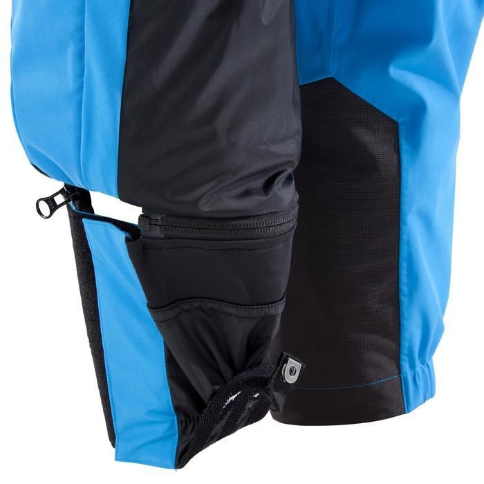 Klimbroek alpinisme 2 dames blauw