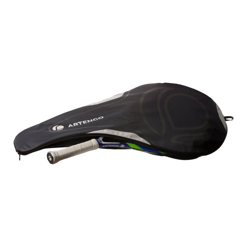 Adult Tennis Racket Sleeve - Dark Grey
